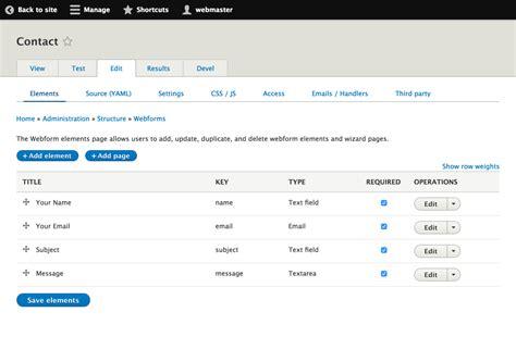 drupal theme webform drupal form submit kulturainteractive