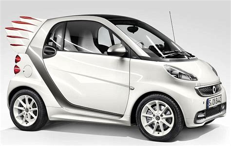 smart car s new model by the creative