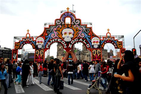 festival mexico city day of the dead mexico s grand celebration gets ready