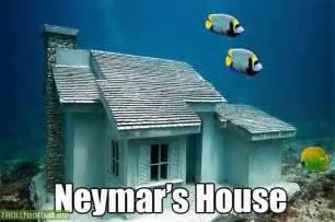 neymar haus neymar s house troll football