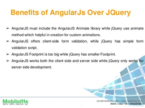 angularjs pattern validation not working advantages of using angularjs over jquery mobiloitte