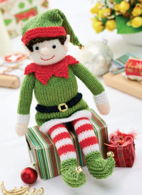 knitting pattern christmas elf 180 best images about christmas ideas elf and elves on
