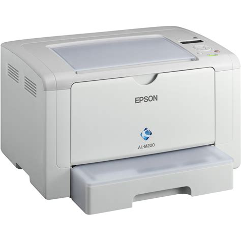 Printer Laser Mono Epson epson workforce al m200dn a4 mono laser printer ebay