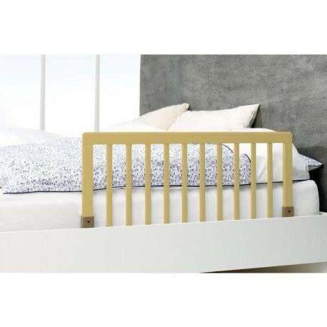barrera seguridad cama barrera cama madera natural babydan