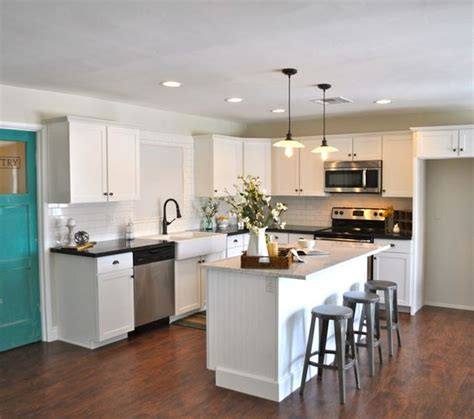 l shaped kitchen with island kitchen ideas turquoise kitchens with islands and
