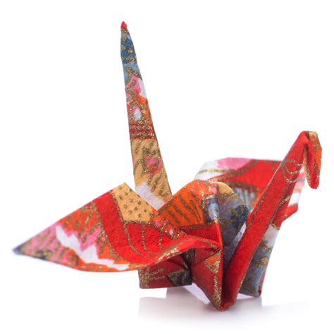 How To Make Japanese Origami - pack 10 japanese origami crane birds