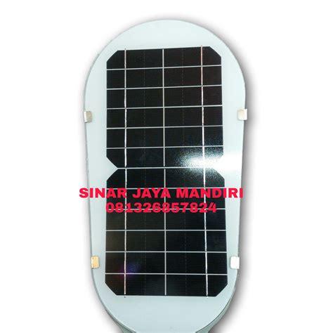 Lu Jalan Solar Cell lu jalan led 24 watt solar cell sinar jaya mandiri