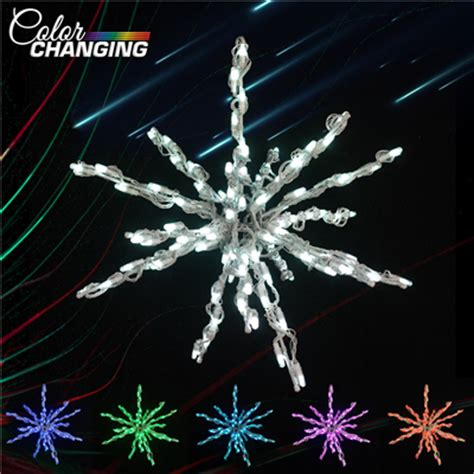 24 quot led starburst color changing