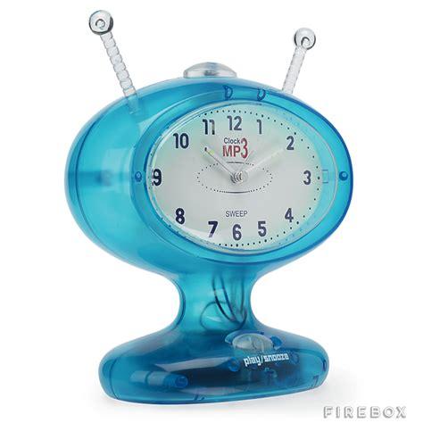 mp3 alarm clock retro buy at firebox