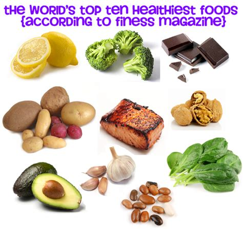 what is the healthiest food kettlebell tabata the ten healthiest foods