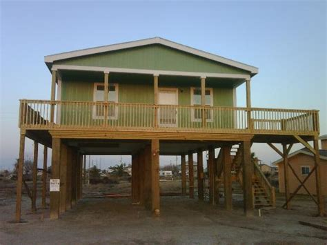 Tiny Houses On Foundations by For Sale 946 Yucca Drive Crystal Beach Tx Houston