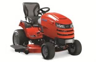 prestige garden tractor mower simplicity