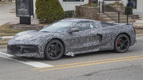 Pictures Of The 2020 Chevrolet Corvette by 2020 Chevrolet Corvette C8 And