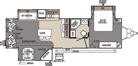 rockwood travel trailers floor plans travel trailers by forest river rv forest river inc