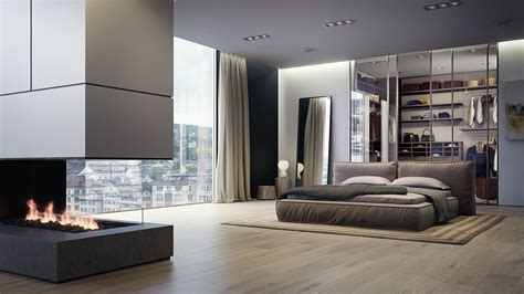 designing bedrooms sleek bedroom interior design ideas
