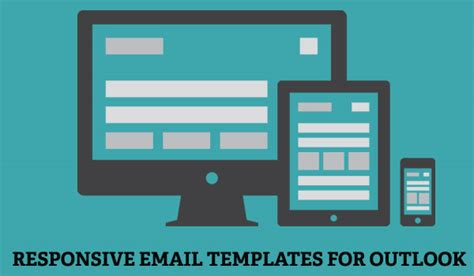 responsive email template outlook responsive email templates for outlook 2007 2010 2013