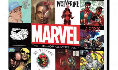 Pdf Marvel Hip Hop Covers Vol 2 by Icv2 Marvel The Hip Hop Covers Vol 1 Hc