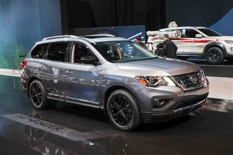 2020 Nissan Pathfinder Release Date by 2020 Nissan Pathfinder Release Date Facelift Versions
