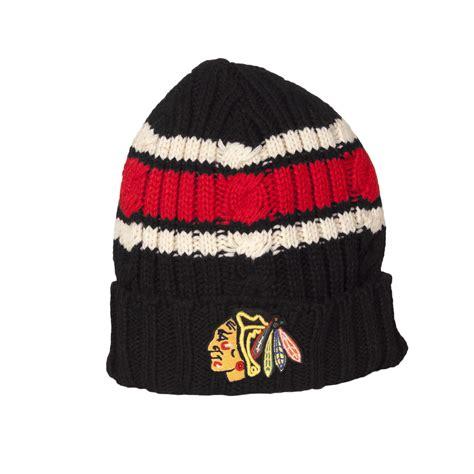 Chicago Blackhawks Front Runner Knit Hat