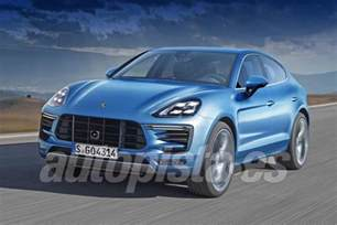 Porsche Cayenne Suv The New Suv Porsche Cayenne Will Become A Reality In 2018
