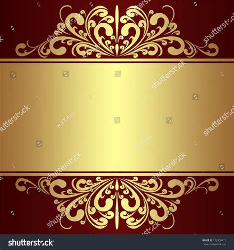 vector luxury banner border royalty free stock photos luxury background golden royal borders stock vector