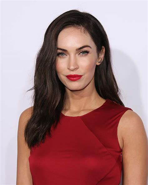 older actresses with dark hair megan fox is virtually unrecognisable with blonde hair