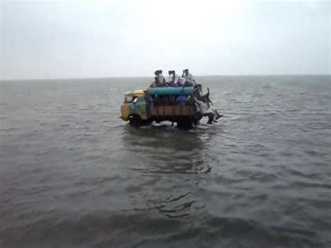nasa report on ram setu daring on the way to ram setu