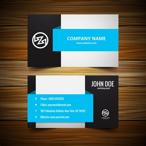 how to make visiting cards stylish visiting card template vector free