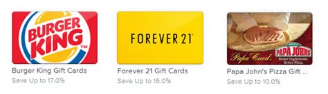 Forever 21 Gift Card Cvs - raise 网购低价礼品卡 gift card 平均省钱10 注册送 5 slyar home
