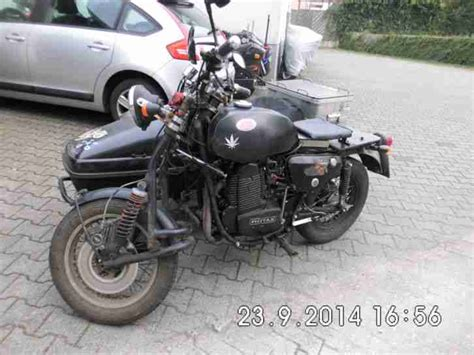 Gebrauchte Jawa Motorräder by Motorrad Jawa Mit 500er Rotax Motor Bestes Angebot