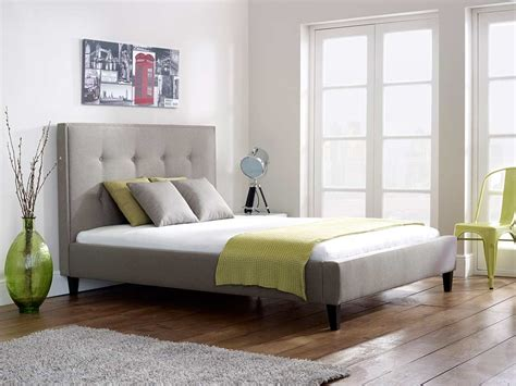Bedroom Decorating Ideas Upholstered Bed Glorious Modern Upholstered Beds Decorating Ideas Gallery