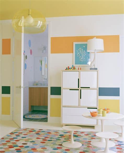 Ideen Zur Wandgestaltung Mit Farbe 3027 by Tipps Zur Kinderzimmer Wandgestaltung Mit Farbe Gelb