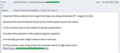 E Mail Text Fur Eine Bewerbung Spam Im August 2013 Securelist