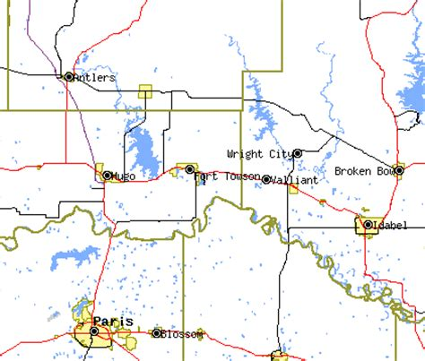 Mccurtain County Records Mccurtain County Cities And Towns Oklahoma