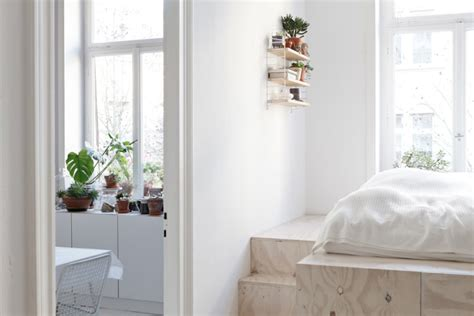 studio oink 生活中的清新慵懶 studio oink 打造威斯巴登白色小公寓 polysh