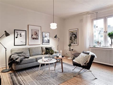 Scandinavian Living Rooms 35 light and stylish scandinavian living room designs