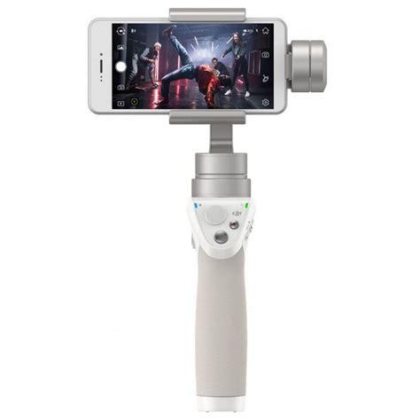 Dji Mobile Dji Osmo Mobile Silver Estabilizador De Para Smartphones Zona Outdoor