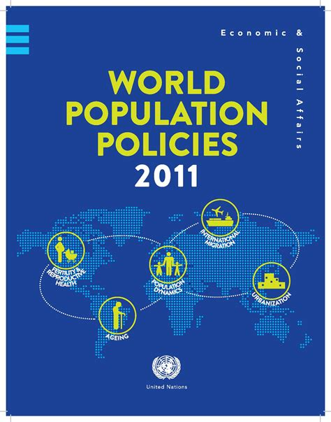 united policy world population policy united nations population division department of economic