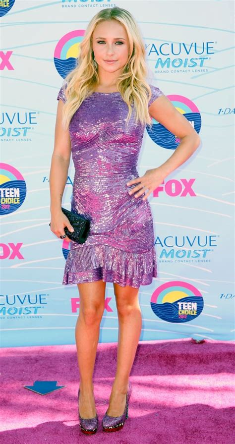 Choice Awards Hayden Panettiere by Hayden Panettiere Picture 150 The 2012 Choice