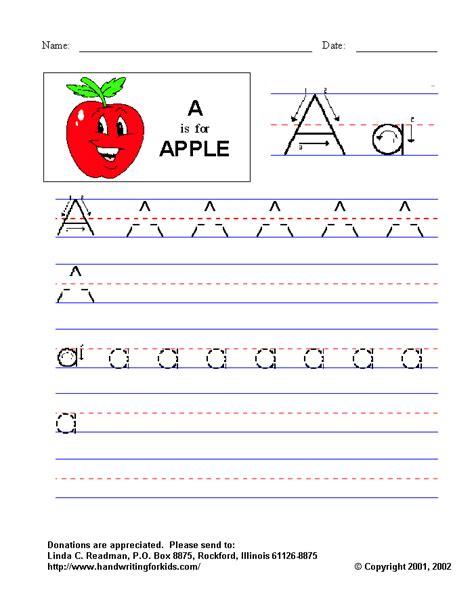 free printable preschool worksheets letter a free printable kindergarten number worksheets toddler