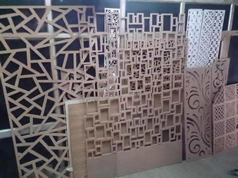 3d wall panels india designer partitions wooden jali 3d wall panels in new