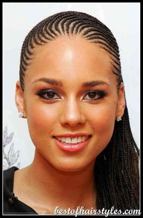 braids hairstyles alicia keys alicia keys braids natural extensions styling