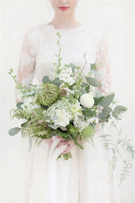 Wedding Bouquet Foliage by Top 10 Bridal Bouquet Trends For 2016