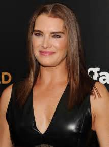 Brooke Shields by Brooke Shields At Woman In Gold Premiere In New York