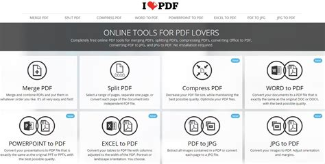 pasar imagenes jpg a pdf ilovepdf ya nos permite comprimir pdfs pasar de word