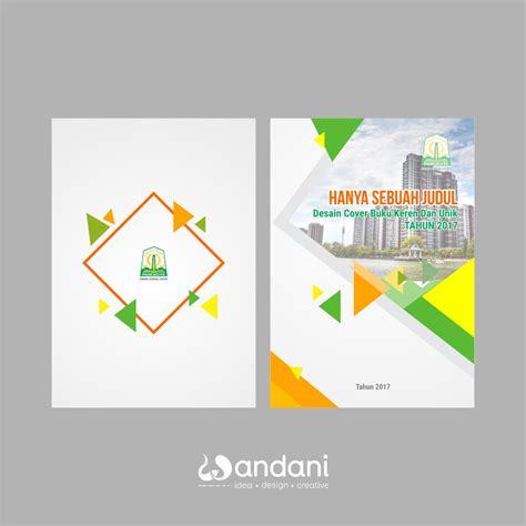 Design Cover Buku Keren | desain cover buku keren dan unik motif segitiga premium