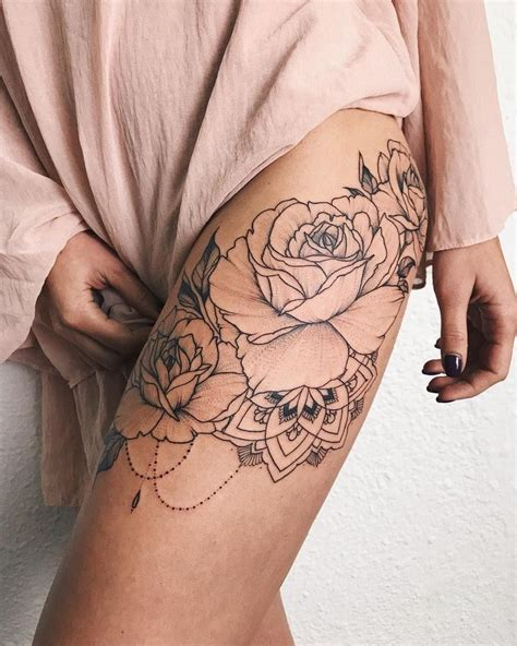 rose tattoo on butt best 25 pink ink tattoos ideas on pink