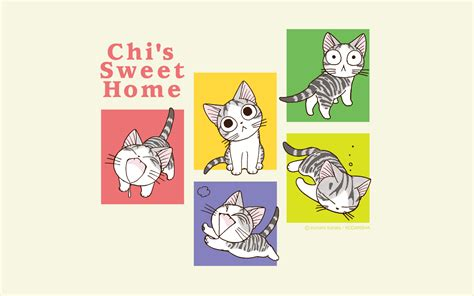 chi s sweet coloring book chi s sweet home books chi s sweet home wallpaper 250830 zerochan anime image