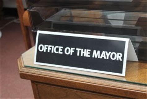 Office Of The Mayor by Filing For New Juneau Mayor Opens Friday Alaska Media