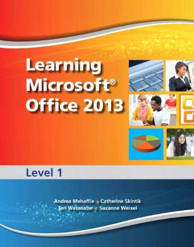 learning microsoft excel in pdf read online learning microsoft office 2013 level 1 by